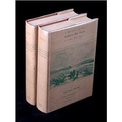 History of American Fur Trade of the Far West 1954