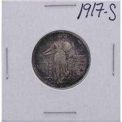 1917-S Type 1 Standing Liberty Quarter Coin