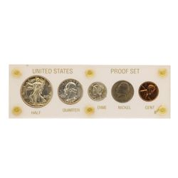 1939 (5) Coin Proof Set