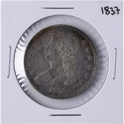 1837 Capped Bust Half Dollar Coin