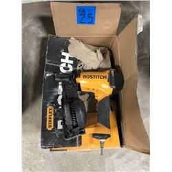 31mm Stanley Bostitch Nail Gun. Used once.