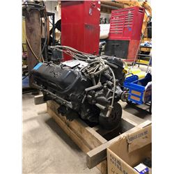 1988 454 Engine. Complete Rebuild. Ready to Install