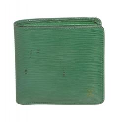 Louis Vuitton Green Epi Leather Marco Mens Wallet