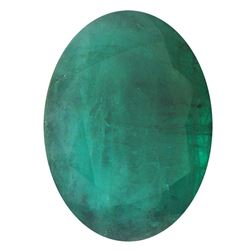 3.55 ctw Oval Emerald Parcel