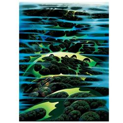 As Far As I Could See by Eyvind Earle (1916-2000)