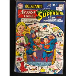 ACTION COMICS PRESENTS SUPERGIRL #360 (DC COMICS)