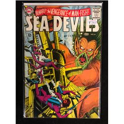 SEA DEVILS #24 (DC COMICS)