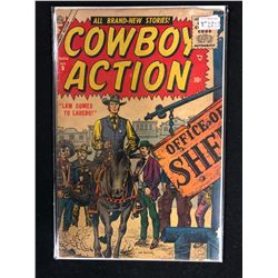 COWBOY ACTION #9 (ATLAS COMICS)