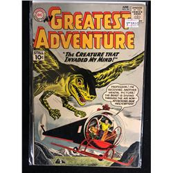 GREATEST ADVENTURE #56 (DC COMICS)
