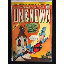 ADVENTURES INTO THE UNKNOWN #165 (ACG)