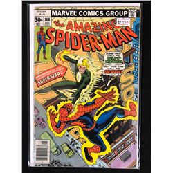 THE AMAZING SPIDER-MAN #168 (MARVEL COMICS)