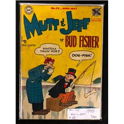 1949 MUTT & JEFF #39 (DC COMICS)