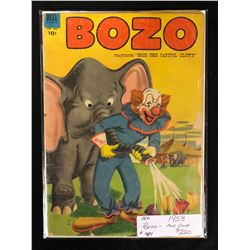 1953 BOZO #464 (DELL COMICS)