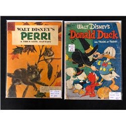 1950'S COMIC BOOK LOT (PERRI #847/ DONALD DUCK #26)