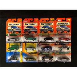 BRAND NEW TOY CAR LOT (MATCHBOX)