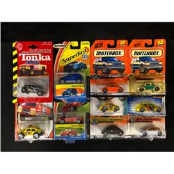 BRAND NEW TOY CAR LOT (MATCHBOX/ TONKA...)