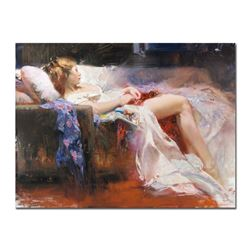Sweet Repose by Pino (1939-2010)