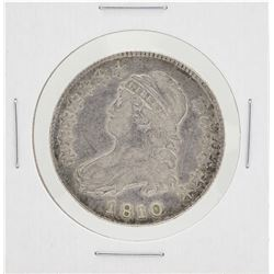 1810 Capped Bust Half Dollar Coin