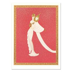 Tanagra Red by Erte (1892-1990)