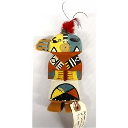 Vintage Native American Hopi Kachina