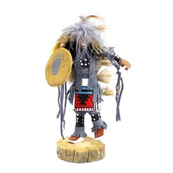 Native American Navajo Kachina by Y. Jones