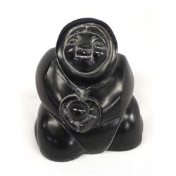 Vintage BOMA of Canada Resin Composite Inuit