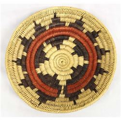 Beautiful Native American Navajo Wedding Basket