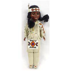 Carlson Dolls Fox Chief Doll