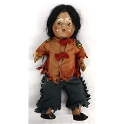 1948 Reliable Doll Co. Hiawatha Doll