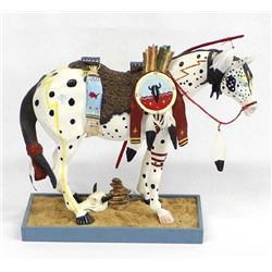 2003 Trail of the Painted Ponies ''War Pony''