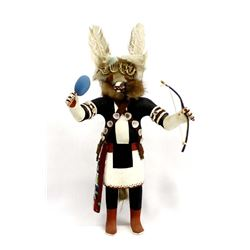 Native American Hopi Badger Kachina