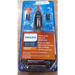 PHILIPS NOSE, EAR, AND EYEBROW TRIMMER