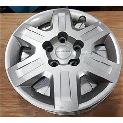 4 DODGE HUBCAPS