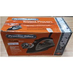 PROCTOR SILEX DURABLE IRON