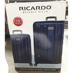 RICARDO SUITCASE WITH COMBINATION LOCK IN BOX