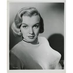 Marilyn Monroe (4) photographs from her early films.