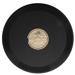 """Marilyn Monroe unreleased studio master recording of the song """"Down, Boy!"""" - sold with copyright."""