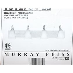 "NEW FEISS 36"" WALL MOUNT VS12704-BS"
