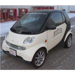 UNRESERVED! 2006 SMART FORTWO PULSE
