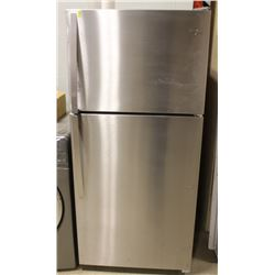 SHOWHOME WHIRLPOOL UPRIGHT FRIDGE FREEZER