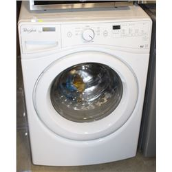 SHOWHOME WHIRLPOOL DUET WASHER WHITE