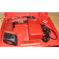 HILTI TCD-12 CORDLESS DRILL WITH BATTERY