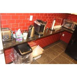 CONTENTS OF KITCHEN