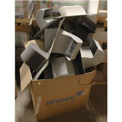 LOT OF ASSORTED ROOF VENTS