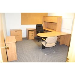 CONTENTS OF OFFICE