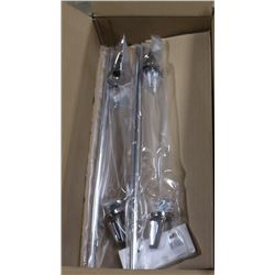 "CASE OF 20 NEW TAYMOR INIFINITY 24"" TOWEL BARS"