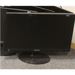 """APPROXIMATELY 22"""" FLAT SCREEN MONITOR"""