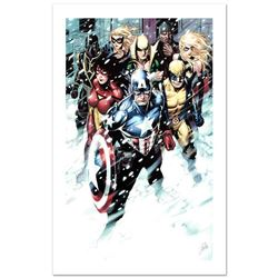 Free Comic Book Day 2009 Avengers #1 by Stan Lee - Marvel Comics