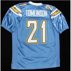 LaDanian Tomlinson Autographed Jersey