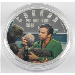 2016 $20 Star TrekTM: The Trouble with Tribbles -